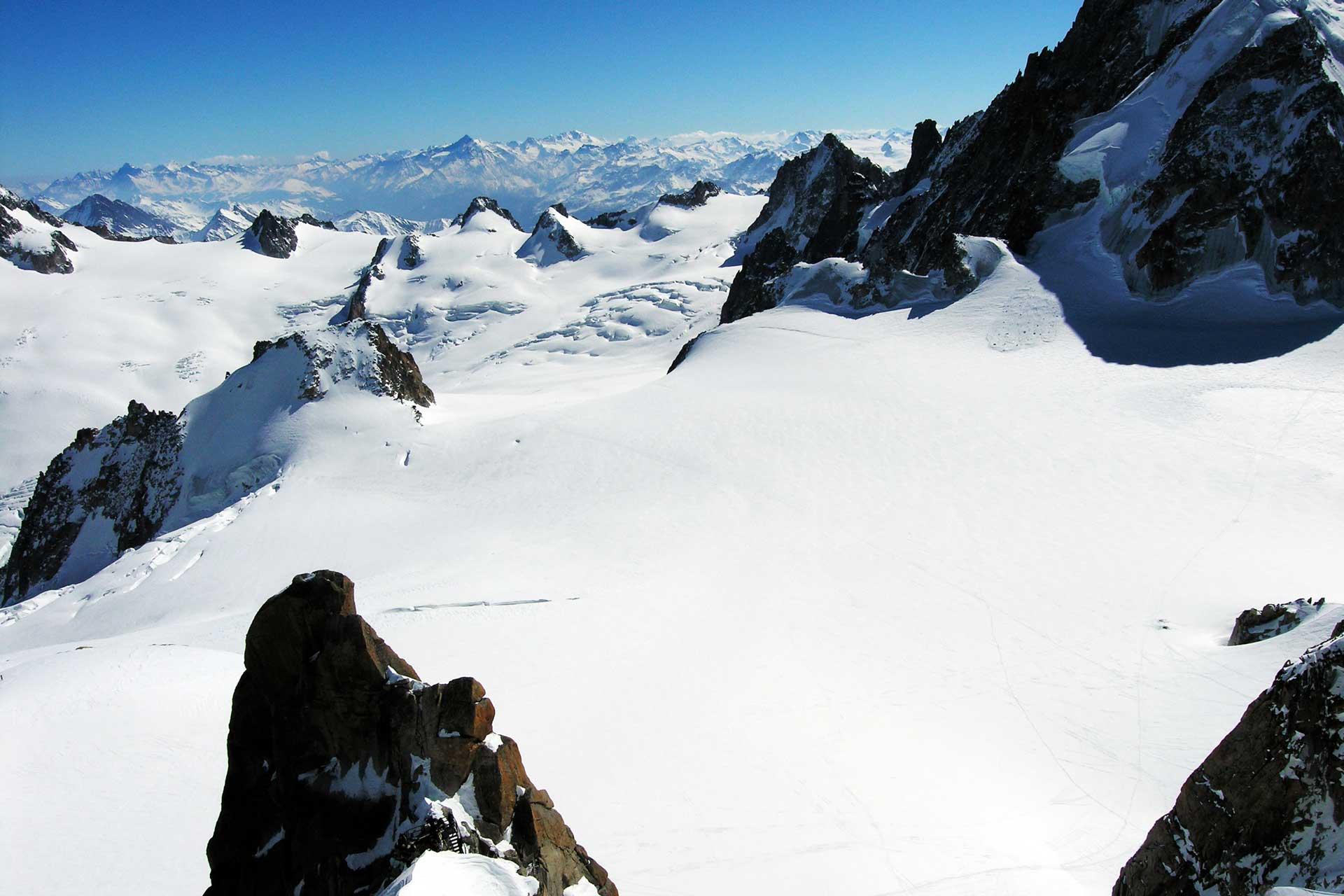 Aiguille du Midi / Chamonix-Mont-Blanc / France