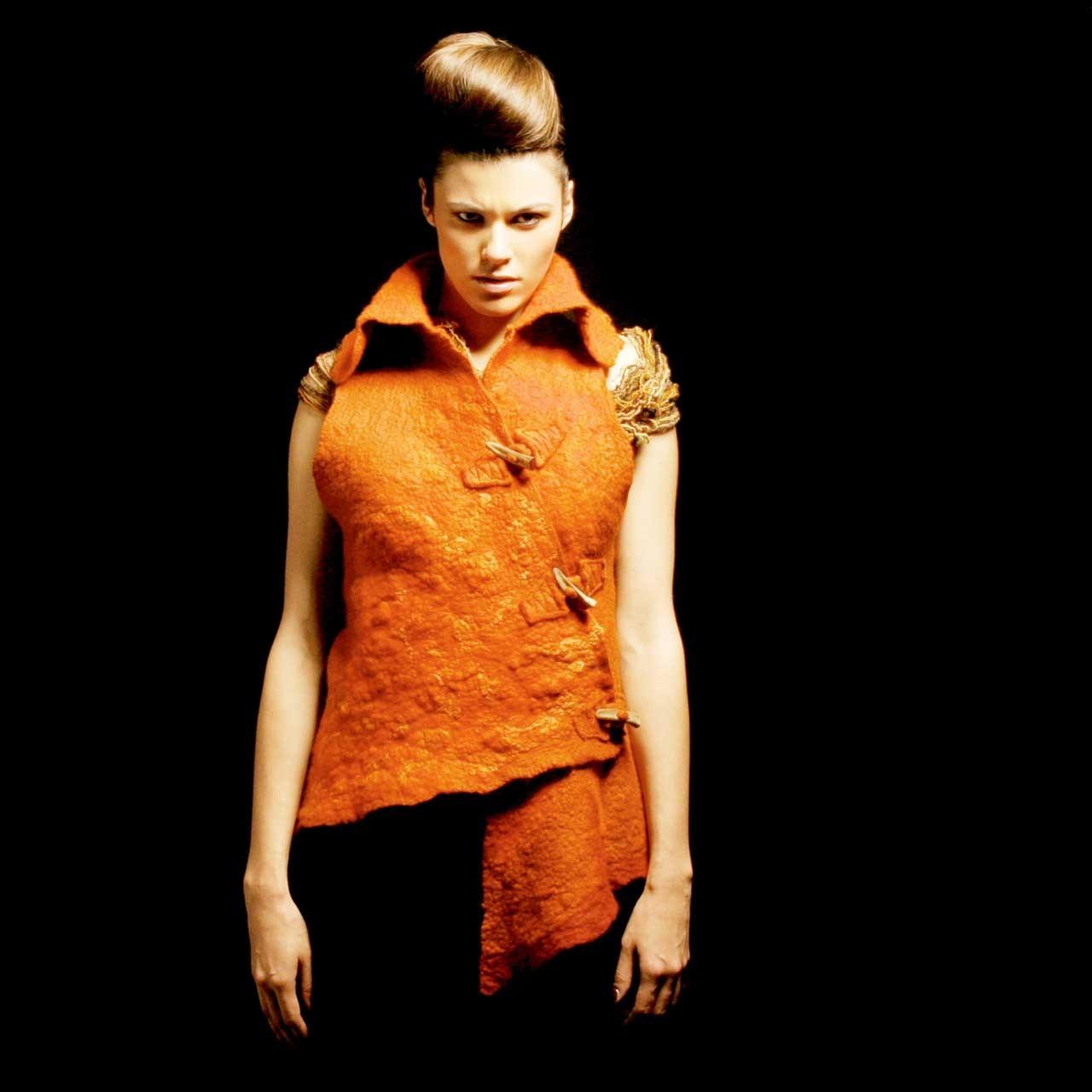 Mannequin : Summer Raynes Oakes – icône de la mode éthique et militante.