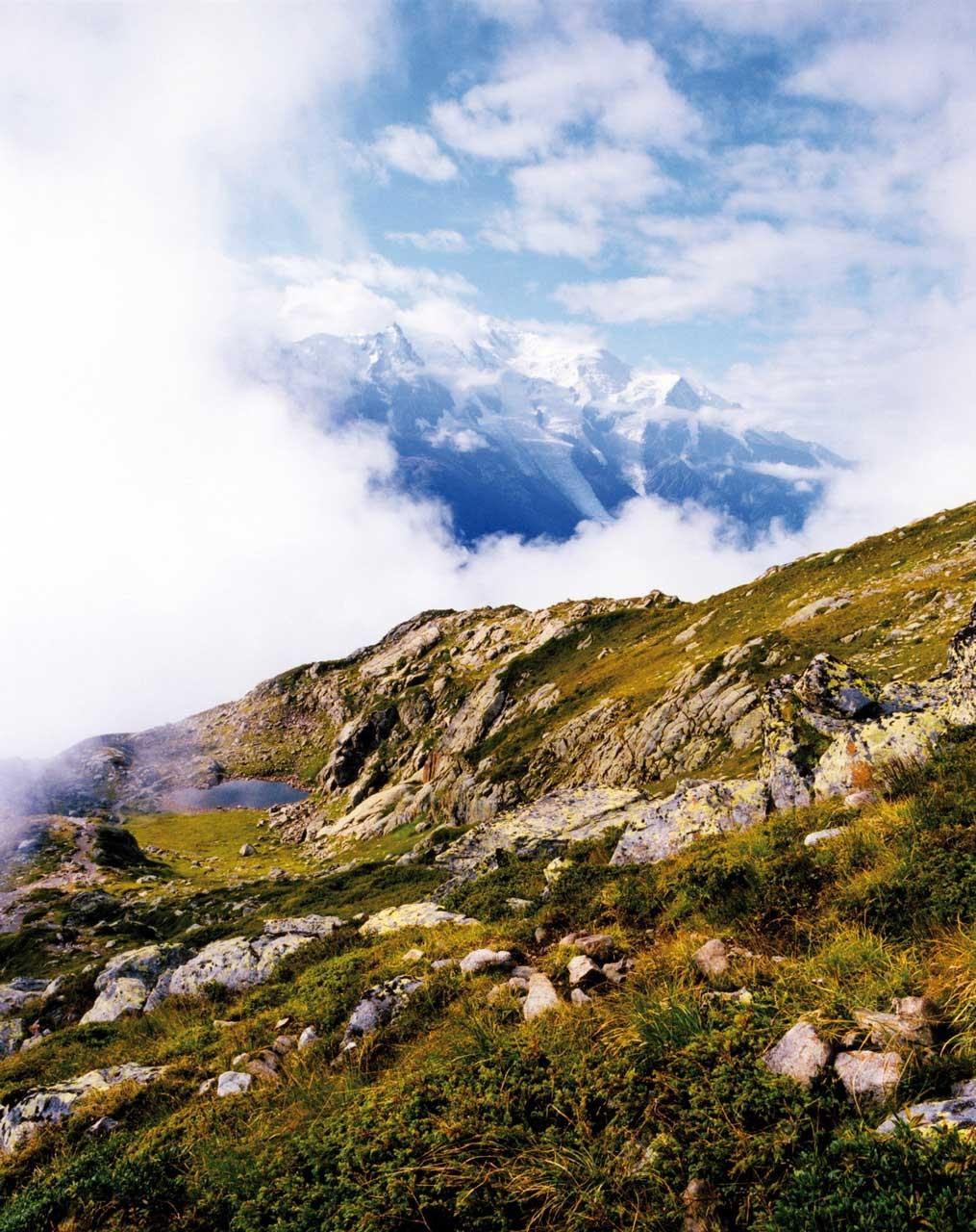 Lac Blanc / Chamonix-Mont-Blanc / France